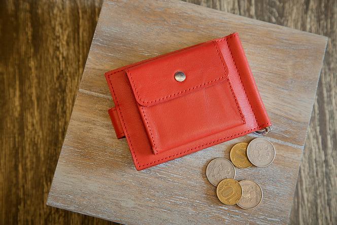 зажим для денег женский кожаный купить, цена в интернет магазине